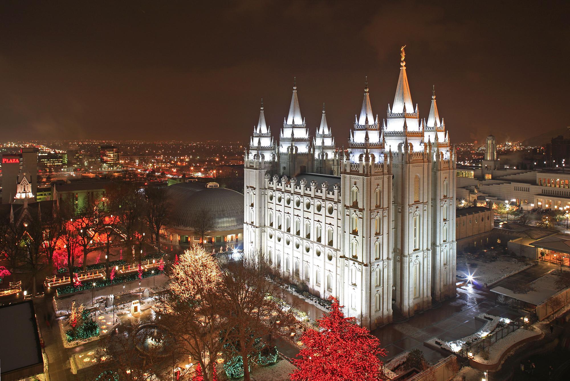 Salt Lake City | WintersportUtah.nl