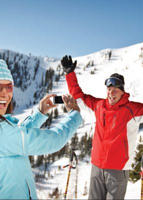 6x waarom skiën in Utah geweldig is