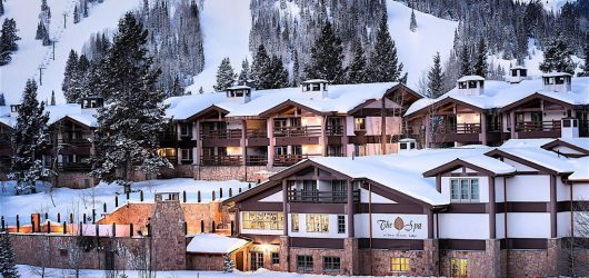 Luxe skitrip Deer Valley Resort
