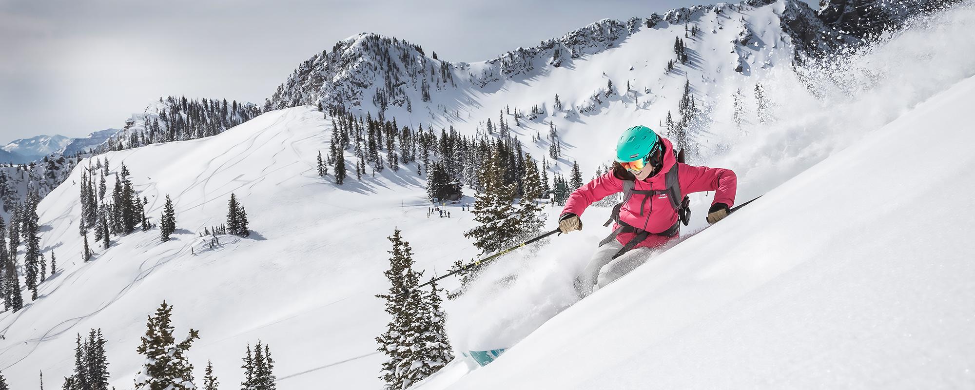 Alta, Ski Utah | WintersportUtah.nl