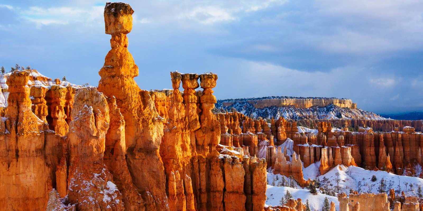 Over Utah en National Parks