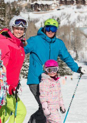 Met het hele gezin wintersporten in Utah