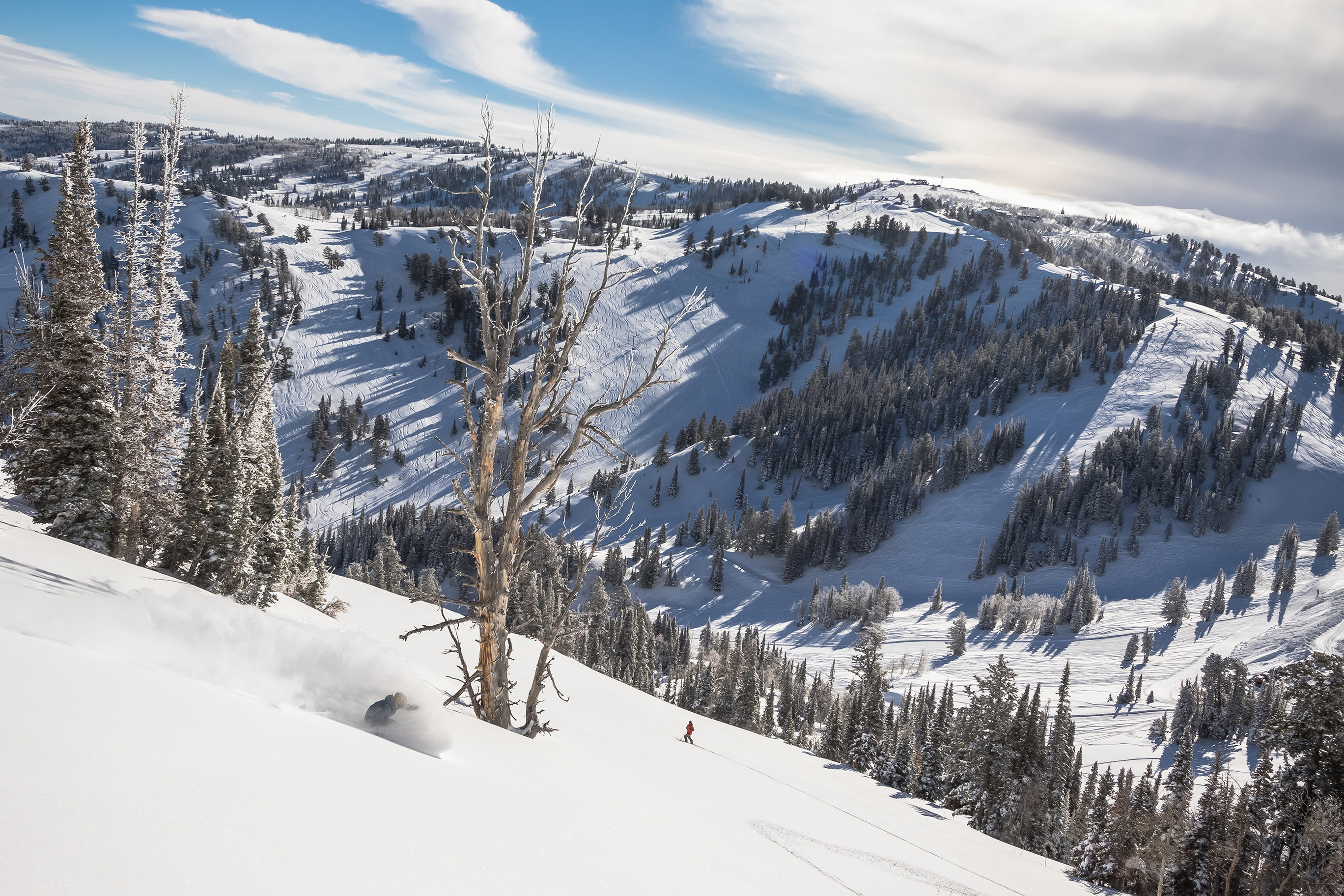 Wintersport in Utah