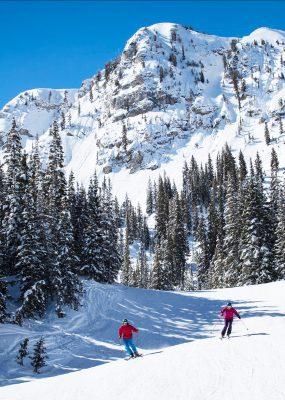 Ski City in Utah is klaar voor een nieuw wintersportseizoen